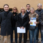 tract inauguration local campagne